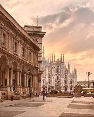 Kelionė į Milaną !!!!!! Milanas: nuo romėniškojo Mediolanum iki modernaus metropolio