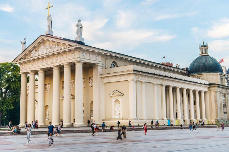 """Pažintinė-teminė ekskursija kolektyvams – """"Vilnius – gailestingumo miestas"""""""